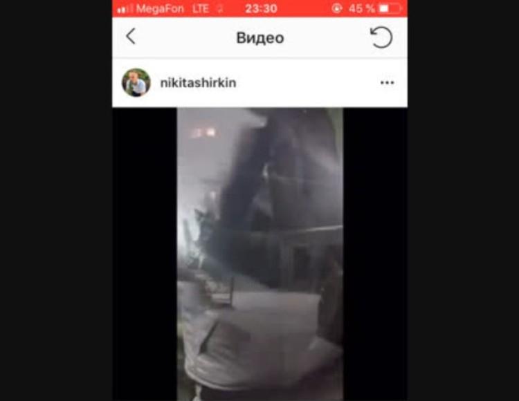 """Автор видео известен провокационными поступками. Фото: vk.com, """"6 рукопожатий Кемерово"""""""