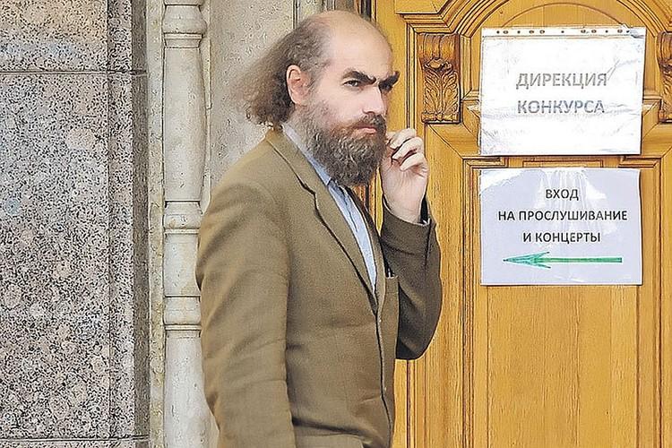 Математик редко выходит из дома Фото: Руслан ШАМУКОВ/TASS