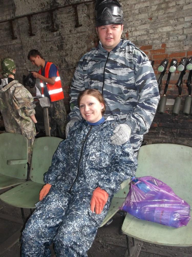 Кирилл получил травмы во время взрыва, Виктория погибла под завалами. Фото: соцсети