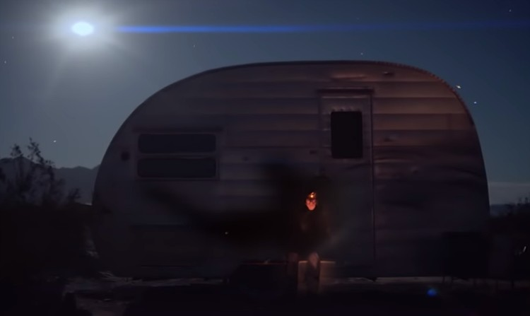 Фото: скриншот из клипа IAMX - North Star.