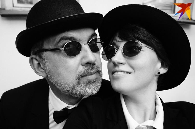 Альгерд и Юля уже 5 лет вместе. Фото: Личный архив