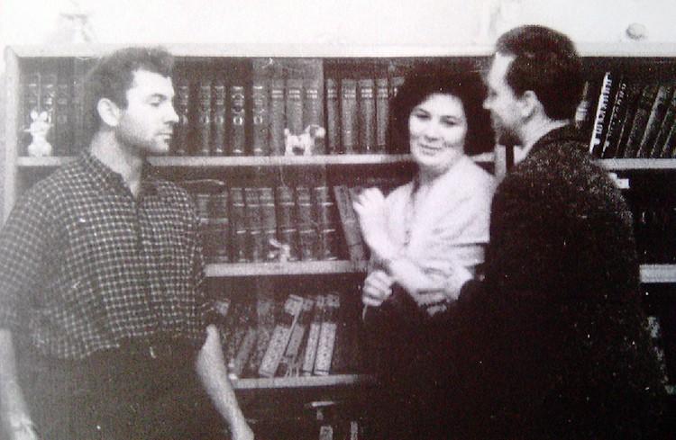 Фото из личного архива Игоря Пушкарева