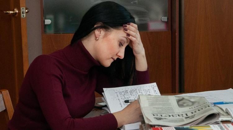 Юлия на рабочем месте. Фото: из архива коллег девушки