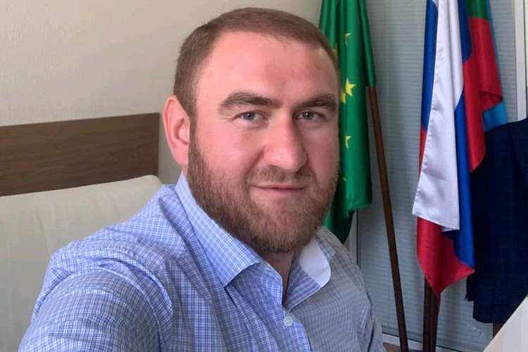 Сенатор Рауф Арашуков.