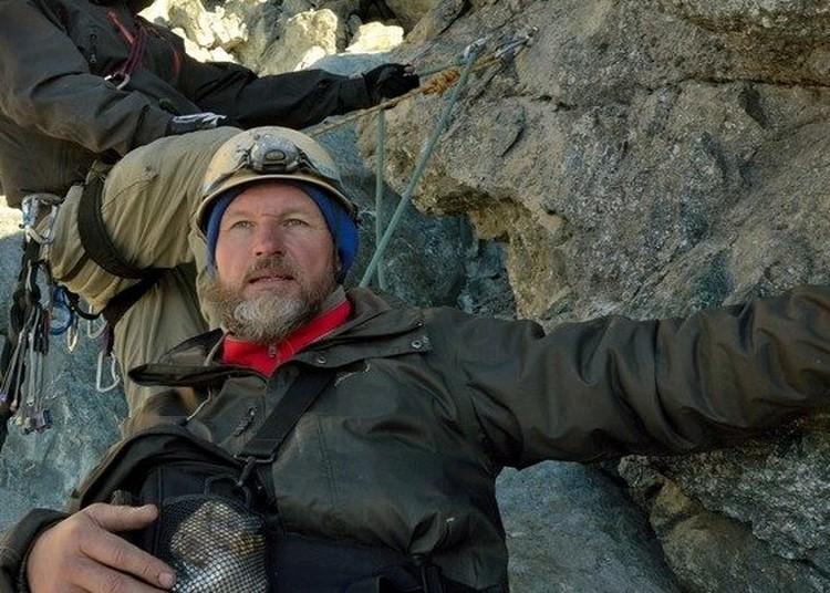 Геннадий Мерц - бизнесмен, его клиенты - иностранные энтузиасты альпинизма.