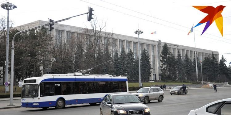 Сегодня в Доме правительства располагается кабинет министров Молдовы