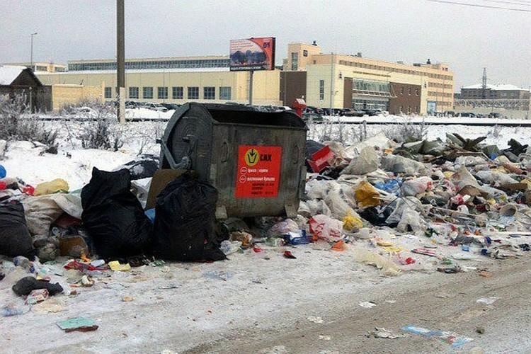 Сообщить о проблемах с вывозом мусора теперь можно напрямую в «Куприт»