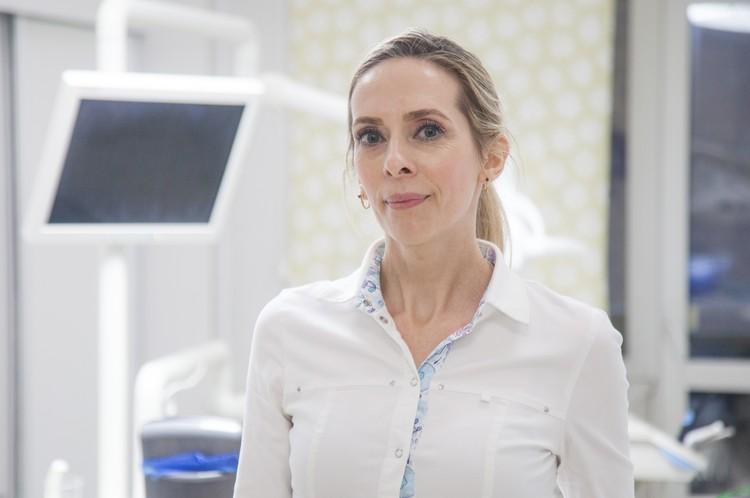 Перцовская Ольга, врач-стоматолог-терапевт
