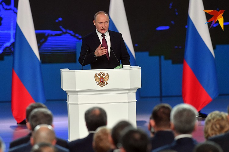 Путин предложил новый демографический пакет