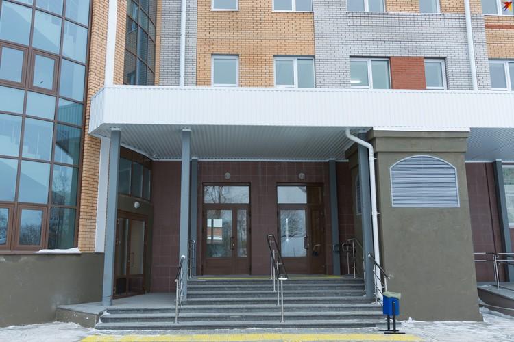 Поликлиника должна начать свою работу 22 марта