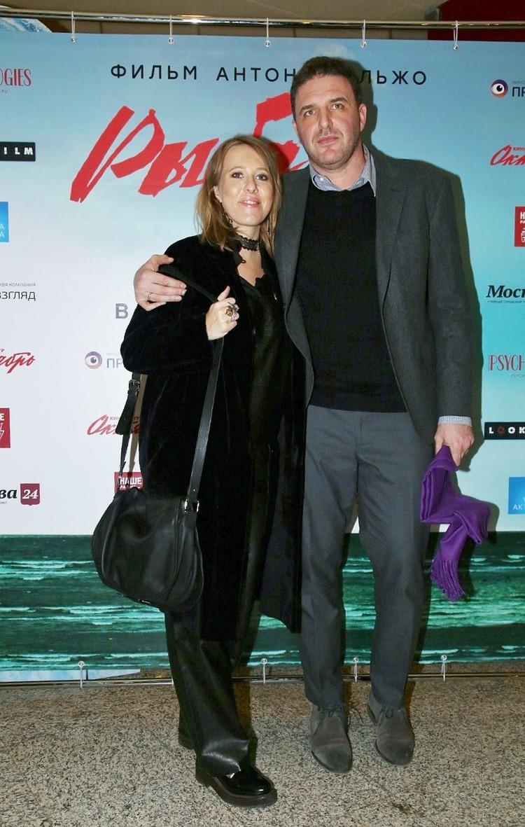 В феврале 2013 года стало известно, что Ксения Собчак сыграл свадьбу с Максимом Виторганом