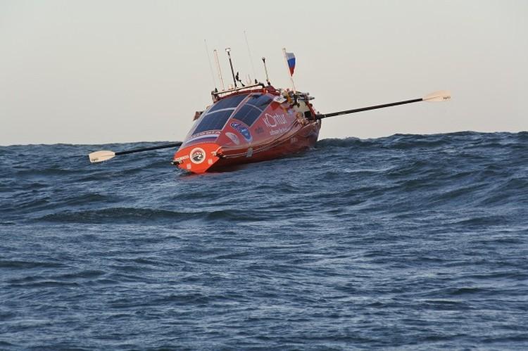 До мыса Горн 1 400 морских миль. Фото: konyukhov.ru