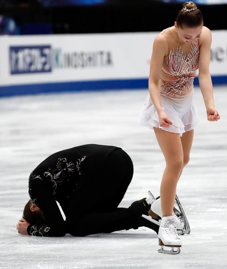 На Бойкову и Козловского возлагаются большие надежды. Фото: globallookpress.com.
