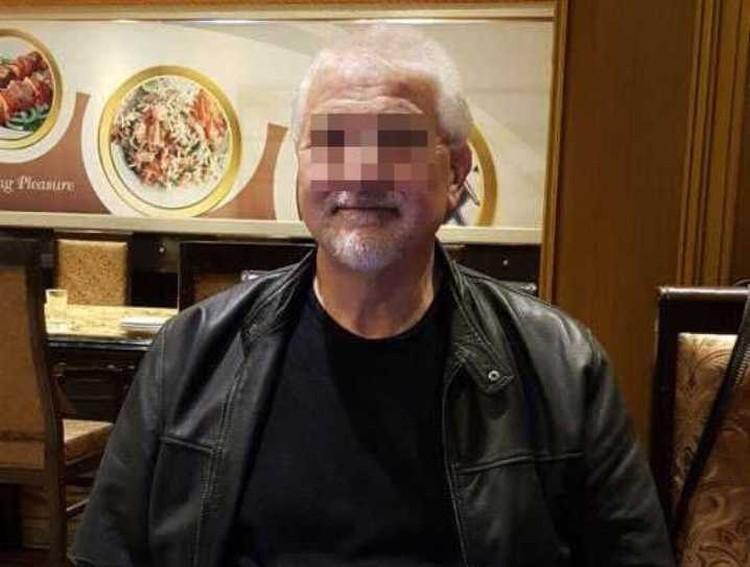 Этот человек, по словам женщины, пытался ее убить Фото: предоставлено потерпевшей