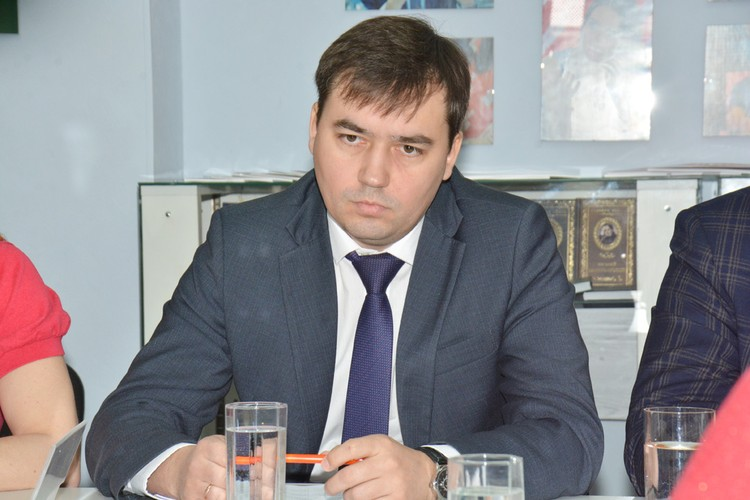 Егор Олегович Шавшин, советник генерального директора подразделения тепловых сетей СГК