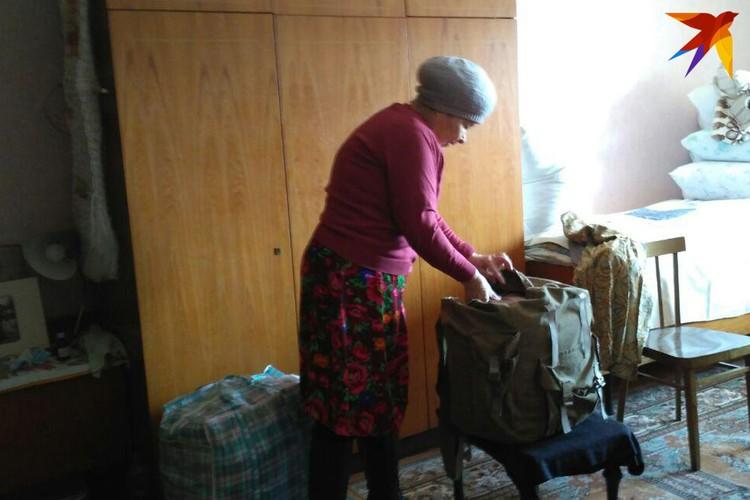 Пенсионерка Раиса Васильевна вернулась в свою квартиру, где прожила 43 года.
