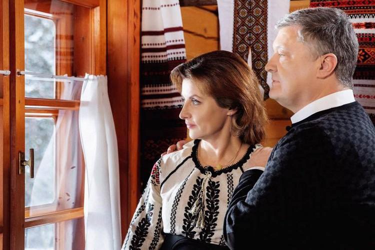 Марина Порошенко не любит, когда ее называют первой леди.