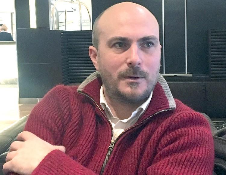 Эстонцу Оливеру Лооде запретили въезд за подрывную деятельность.
