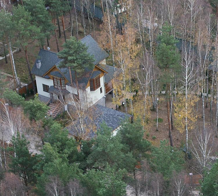 Дом Домогарова в Истринском районе Подмосковье