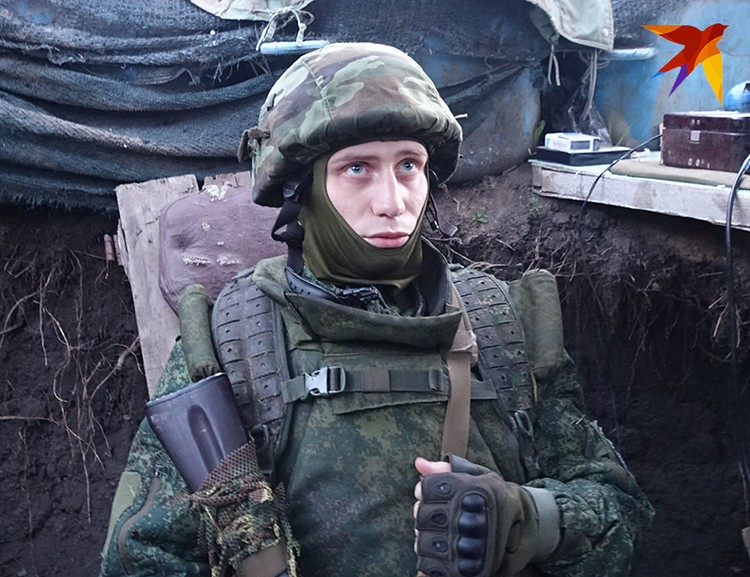 Командир роты с позывным Литвин