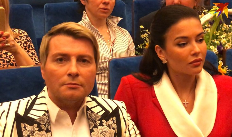 Николай Басков - тоже в зрительном зале
