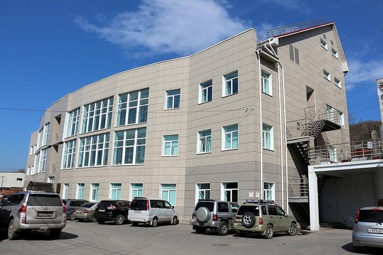 По словам Виктора Чулкова, новый корпус Примгидромета – самый современный на Дальнем Востоке. Фото: primpogoda.ru