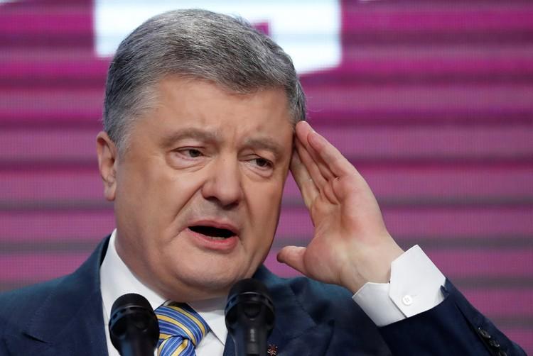 Украинцы устали от Порошенко.