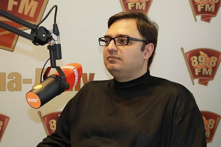 Вадим Манукян. Фото: БОГОМОЛОВ Илья.