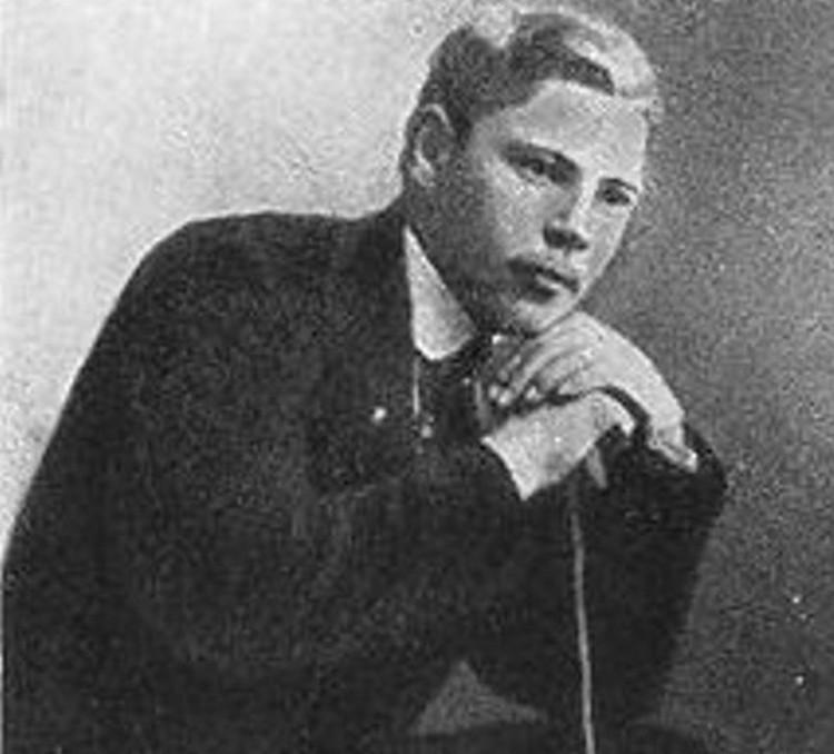 Андрей Власенко. Фото республиканской научно-технической библиотеки