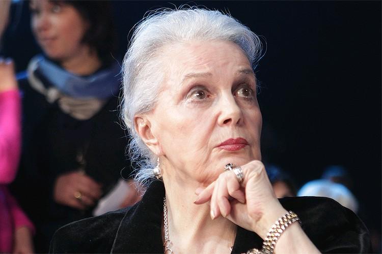 В последние годы актриса серьезно болела.