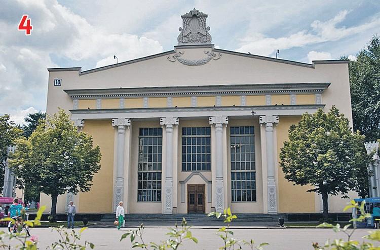 В обновленном павильоне № 10 «Стандарты» (бывший «Молдавская ССР») откроется выставочный центр Республики Молдова.. Фото: vdnh.ru