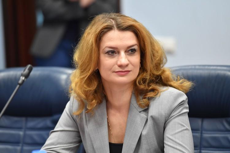 Наталья Бурша