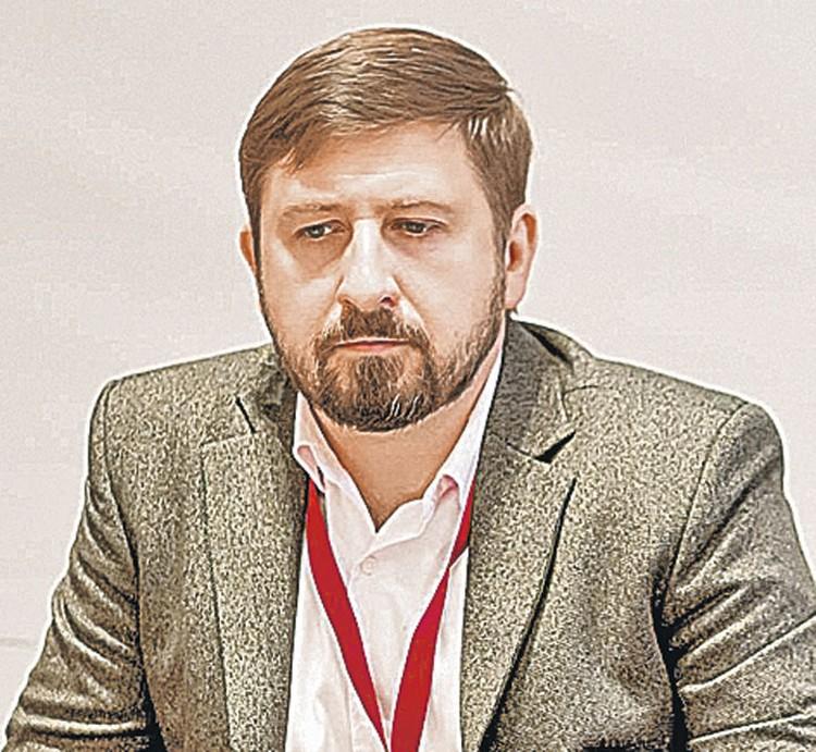 Николай Беспалов. Фото: Личный архив