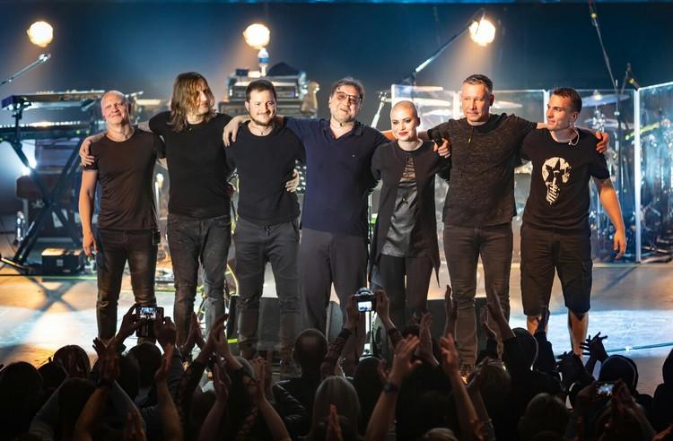 На гастролях по Северной Америке группа собирала полные залы. Фото: Роман БОЛДЫРЕВ