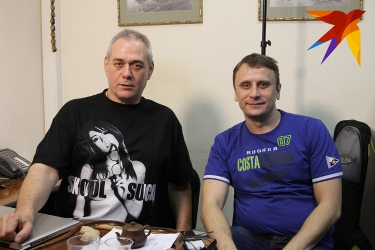 Сергей Доренко и Владимир Ворсобин