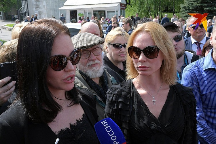 Старшие дочери Сергея Доренко высказали недоверие к официальной причине его смерти
