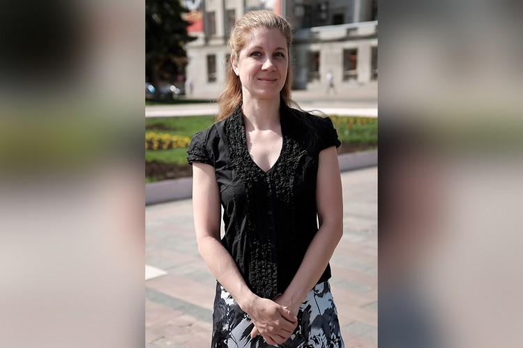 А сейчас Валентина трудится в правительстве Кировской области Фото: Юрий РОГАЧЕВ