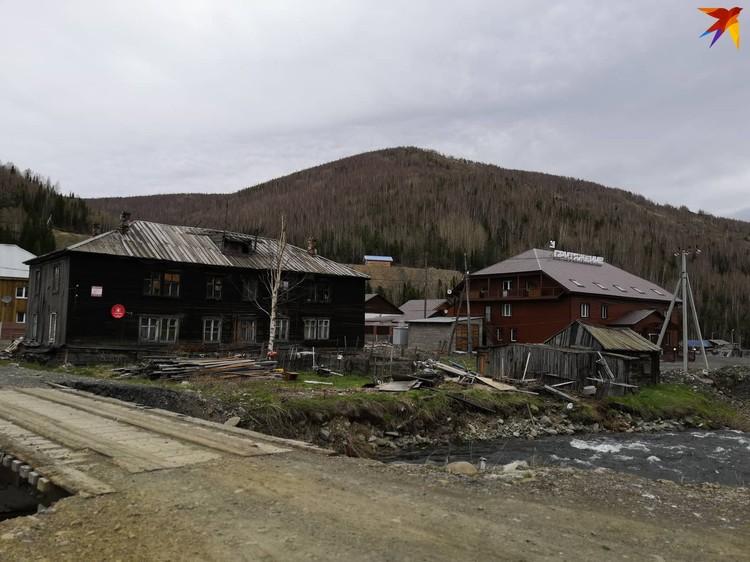 Виды поселка