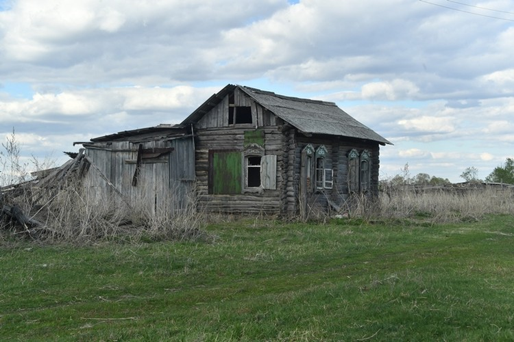 Хайруллины могут прятаться в одном из домов в башкирской глубинке