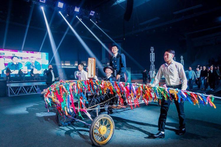 Творческая группа фильма отмечена премией Правительства Якутии. Фото: НВК Саха.