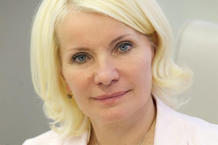 Глава Счетной палаты Татьяна Давыденко дала журналисту откровенное интервью. Фото: сайт Счетной палаты.