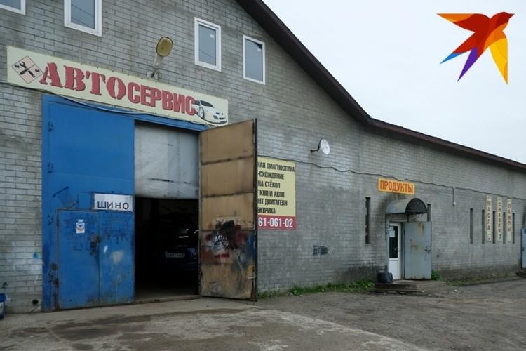 В этом магазине последнее время работала мама Насти