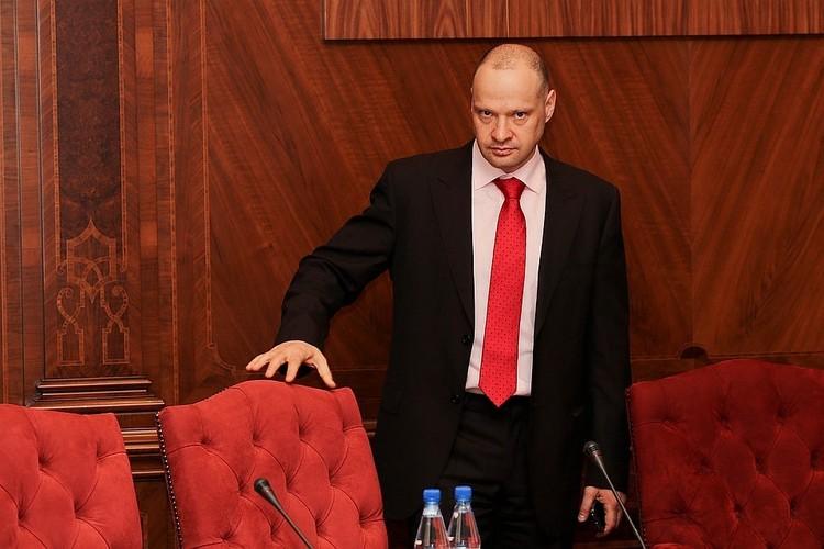 Алексей Чернов: «Я ждал ареста. У меня в прихожей стояла сумка с сухим пайком».
