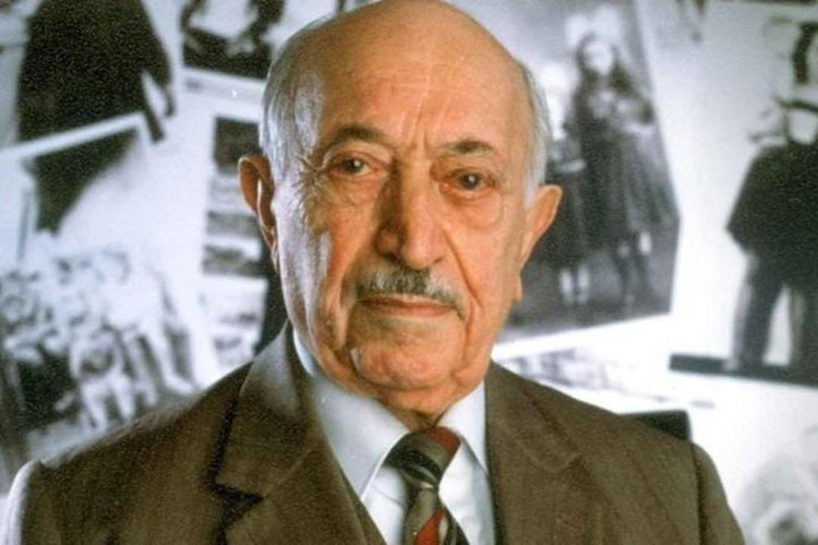Уроженец Западной Украины Симон Визенталь был одним из самых известных охотников за немецкими нацистами. Фото: isralike.org