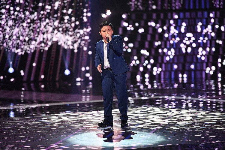 Многие прочили победу мальчику из Казахстана Ержану Максиму. Фото: Максим Ли
