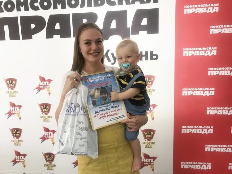 2-е место Назар Денисенко
