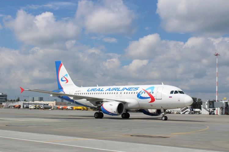 Фото из архива авиакомпании