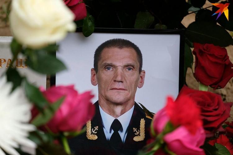 Герой России Николай Филин