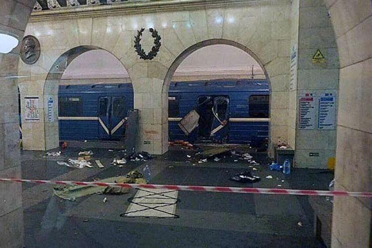 Теракт унес жизни 15 пассажиров. Фото: ГСУ СК России