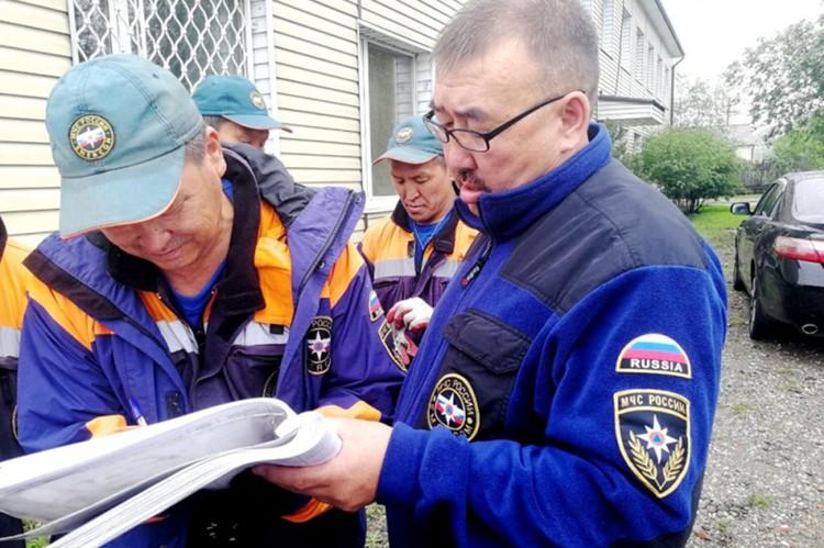 Фото: ГУ МЧС России по республике Тыва